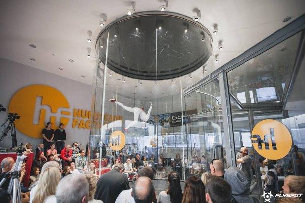 Zdjęcie numer 1 w galerii - Medale Polaków w I mistrzostwach świata w Indoor Skydivingu