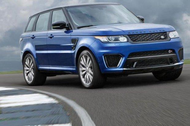 Range Rover Sport SVR | Takiego jeszcze nie by�o