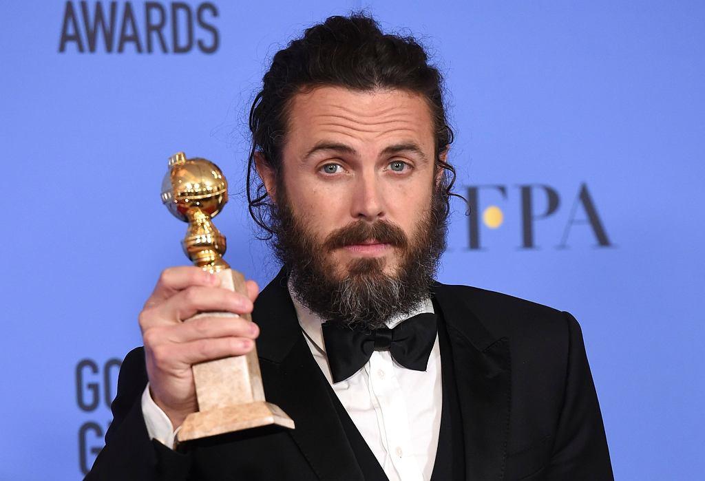 The 74th Annual Golden Globe Awards - Press Room / Jordan Strauss / Jordan Strauss/Invision/AP