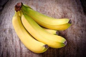 Banan - najlepsza przekąska po treningu