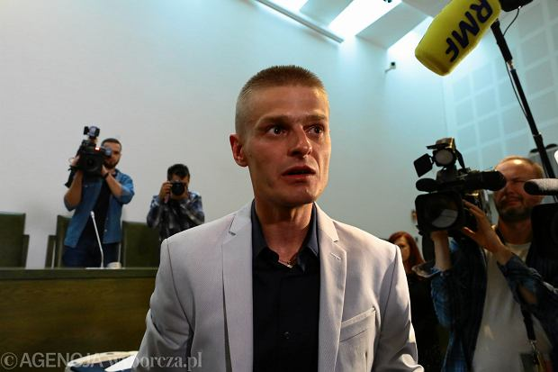 Zdjęcie numer 2 w galerii - Tomasz Komenda będzie ubiegał się o odszkodowanie za 18 lat więzienia.