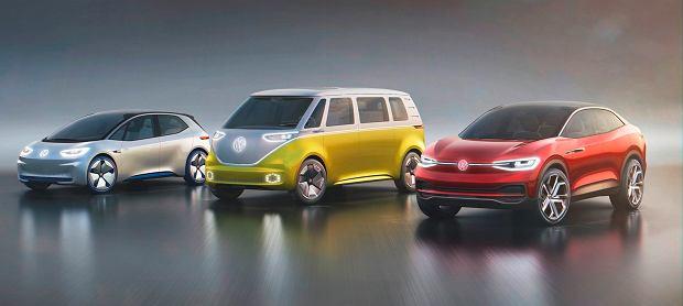 Rodzina konceptów Volkswagen I.D.