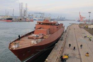 ORP Ślązak zwodowany. Supernowoczesny okręt za prawie miliard złotych