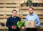Wysyłają klientom składniki do dań - obiad z pudełka, jak meble kupione w Ikei
