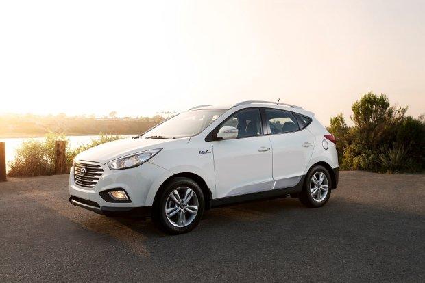 Hyundai Tucson Fuel Cell
