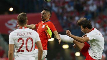 Poland Chile Soccer