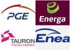 PGE z Energ�, Tauron z Ene�. Grupy energetyczne mog� si� ��czy�