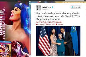 Wybory w USA. Kravitz, Lady Gaga, Pink, Beyonce - głosowali i namawiali