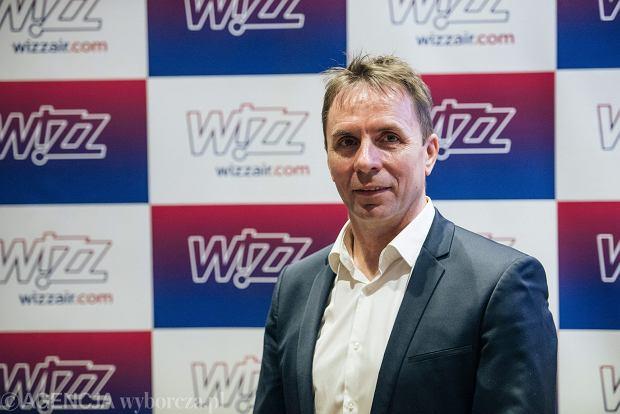 Prezes Wizz Air Jozsef Varadi