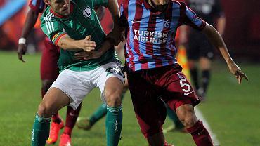 Trabzonspor - Legia 0:1