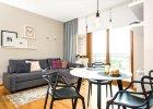 35-metrowe mieszkanie: udało się wydzielić osobną sypialnię