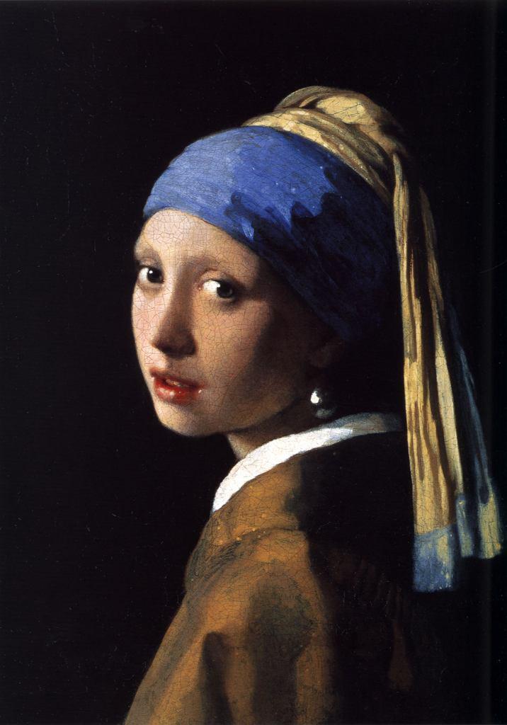 Jan Vermeer. Dziewczyna z perłą, 1665 / Wikimedia commons