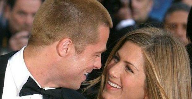 """Clooney chce wyswatać Aniston i Pitta? """"Spotkali się na schadzce"""". Reakcja Angeliny Jolie... do przewidzenia"""