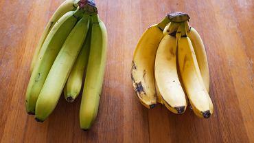 Jakiego banana wybrać? To zależy od twojego zdrowia