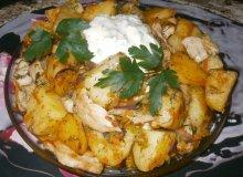 Potrawka warzywna z kurczakiem - ugotuj