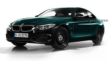 BMW serii 4 Base Line - render