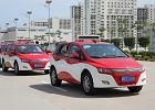 BYD e6 podbija świat... taksówek