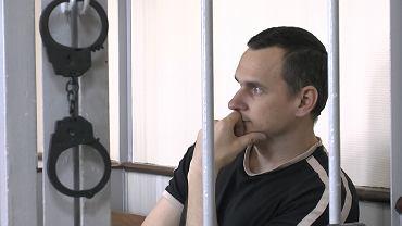 Sencow został zatrzymany w maju 2014 r.