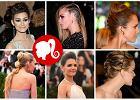 MET Gala 2013: Najpiękniejsze fryzury Cary Delevingne, Jennifer Lawrence, Jessiki Alby i innych