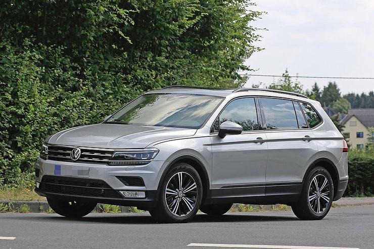 Volkswagen Tiguan LWB