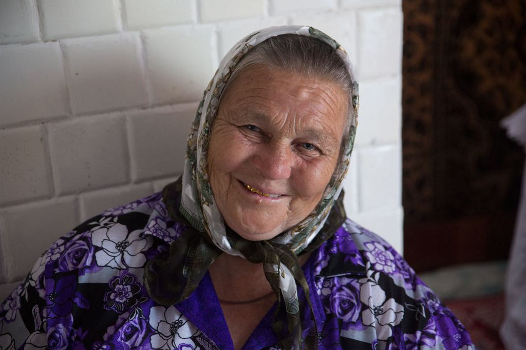 Pani Hania (fot. Marcin Jończyk)