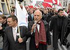 Korwin-Mikke wyprowadzi ludzi na ulicę. Na październik zwołuje Marsz Suwerenności