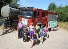 Protestujący: Założymy fermę norek w centrum Szczecina