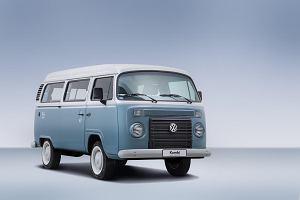 Volkswagen T2 - koniec produkcji po 56 latach!