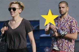 Scarlett Johansson, Romain Dauriac, Rose Dorothy