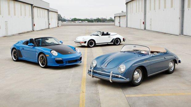 Porsche Kolekcje Wszystko O Samochodach I Motoryzacji Motopl