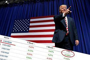 Trump przegra� debat�. �eby si� o tym przekona�, wystarczy jedno spojrzenie na walut� Meksyku
