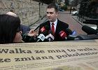 """""""Ja się nie poddam"""". Misiewicz po raz pierwszy od zawieszenia zabrał głos we własnej sprawie"""