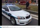 Fa�szywe zg�oszenie o bombie w okolicy Pentagonu. Policjanci z psami sprawdzili teren
