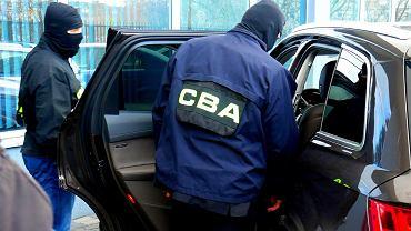 Aresztowanie przez CBA