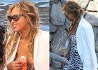 Media donosiły o tym, że Beyonce i Jay-Z mają się rozwieść. Tymczasem para odpoczywała razem na wakacjach na wyspie Palmarola. Nie wyglądali na zwaśnionych.