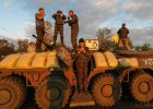 Aresztowano aktywistk�, kt�ra ujawni�a �mier� �o�nierzy rosyjskich na Ukrainie