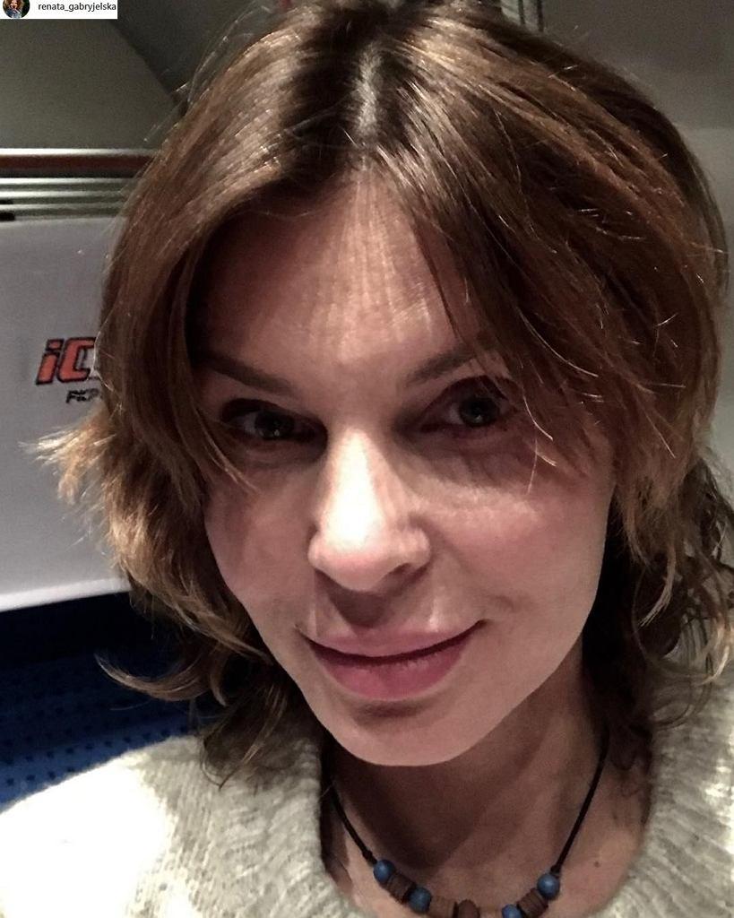 Renata Gabryjelska obecnie. Jak wygląda gwiazda Złotopolskich?