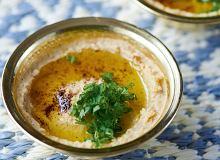Hummus - przepis podstawowy - ugotuj