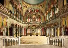 Sala tronowa, kolorowana fotografia z ko�ca XIX wieku/ Fot. Joseph Albert/ Domena Publiczna/ Wikimedia Commons