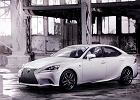 Salon Detroit 2013 | Lexus IS F-Sport
