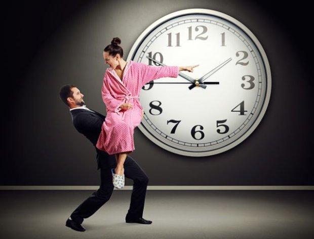 Zegar pop�du seksualnego u kobiet i m�czyzn. Jeste�my niezsynchronizowani?