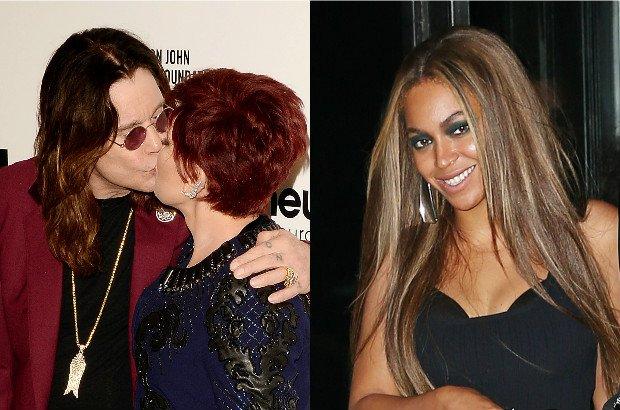 """Sharon Osbourne po raz pierwszy odniosła się do plotek na temat swojego rozstania z mężem. Gwiazda w czasie rozmowy w programie """"The Talk"""" zainspirowała się... Beyonce?"""