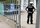 Zarzuty dla policjant�w po samob�jczym skoku z okna [ZDJ�CIA]