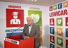 """""""Polskiej lewicy potrzebny jest ktoś na miarę Reagana. Polska znudziła się Leszkiem Millerem"""""""