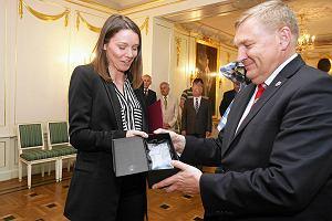 Prezydent Bia�egostoku rozda� nagrody sportowcom i trenerom