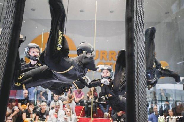 Zdjęcie numer 5 w galerii - Medale Polaków w I mistrzostwach świata w Indoor Skydivingu
