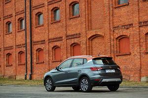 Test Seat Arona 1.0 TSI 115 KM man. - być trendy