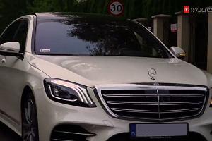 Jazda próbna: Mercedes-Benz klasy S