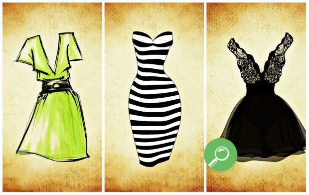 Jak dobra� sukienk� do figury?