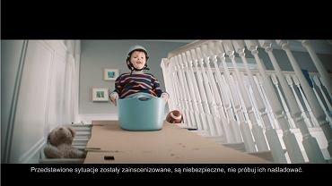 Screen z filmu reklamowego firmy Nationale-Nederlanden